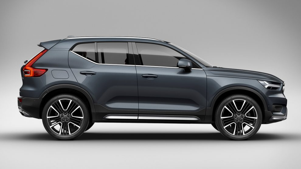 Volvo Xc40 Gets New 1 5l 3 Cylinder Turbo 1 5l Phev
