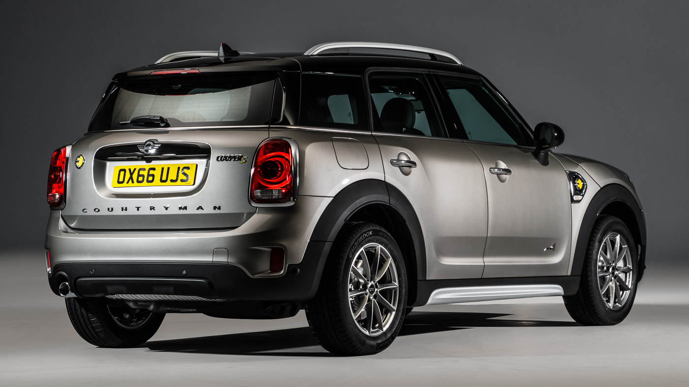 Mini Malaysia Teases Mini Cooper S E Countryman All4 Phev To Be Ckd