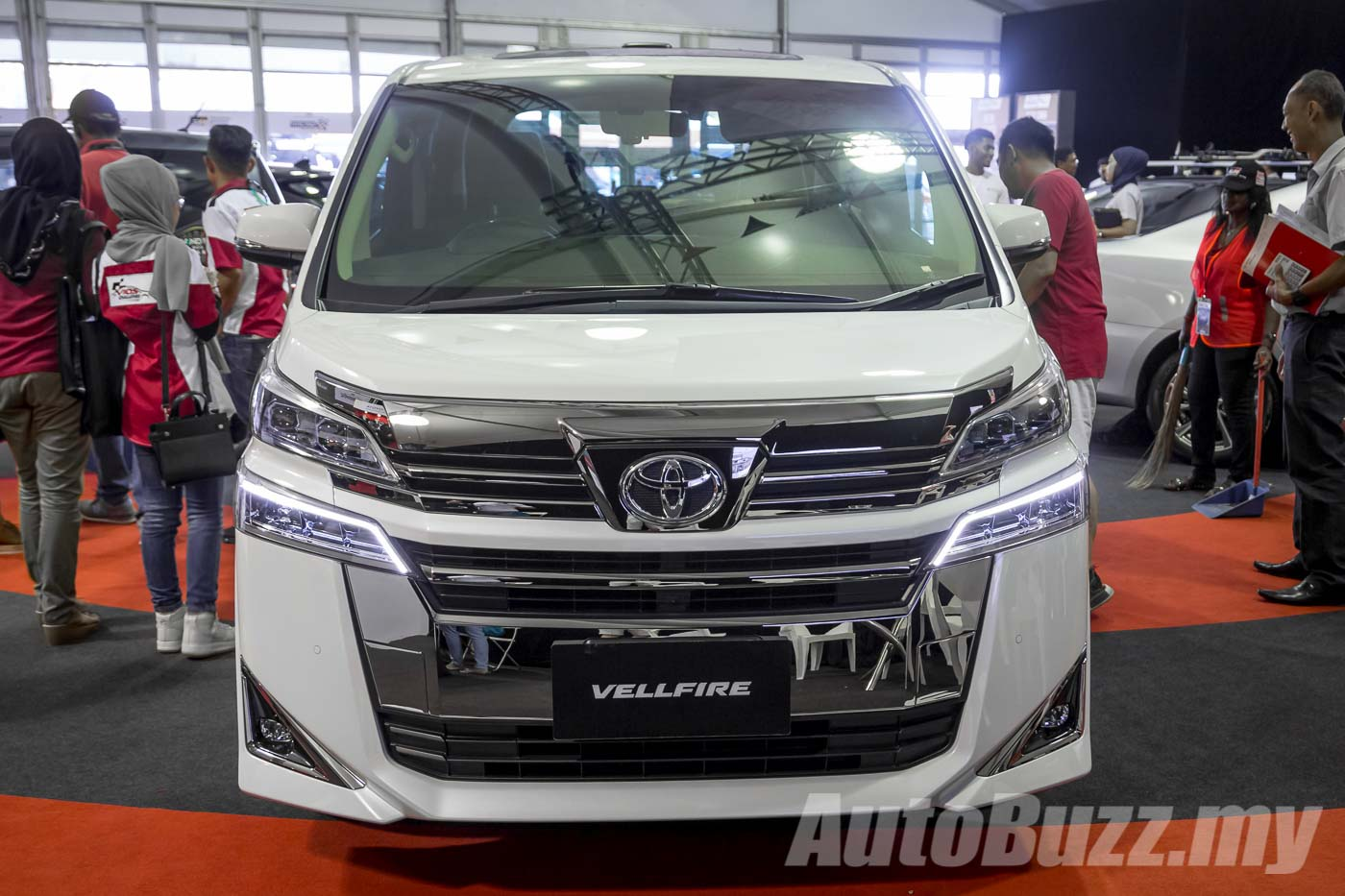 Toyota Vellfire & Alphard facelift now in Malaysia, RM351k to RM541k