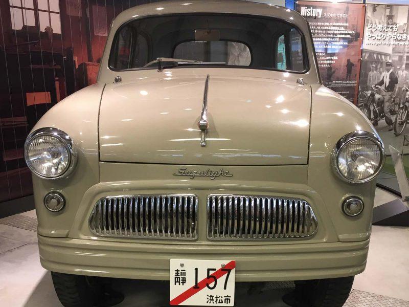 Throwback Thursday: Suzuki\'s very first car, the Suzulight - CarLabs