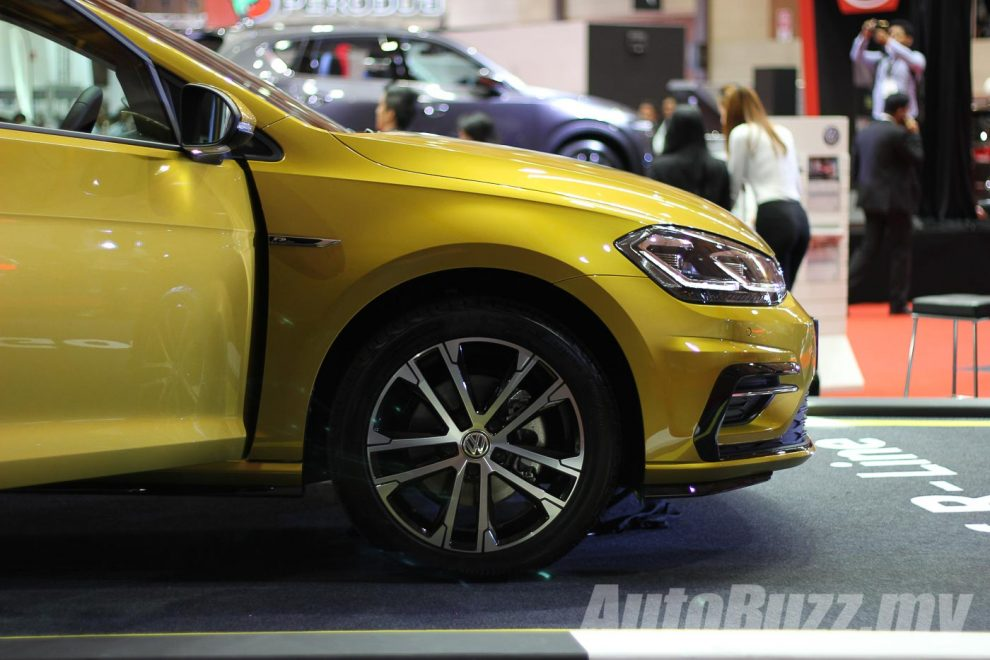 Volkswagen Golf Tsi Quot R Line Quot Now Updated With Quot R Line