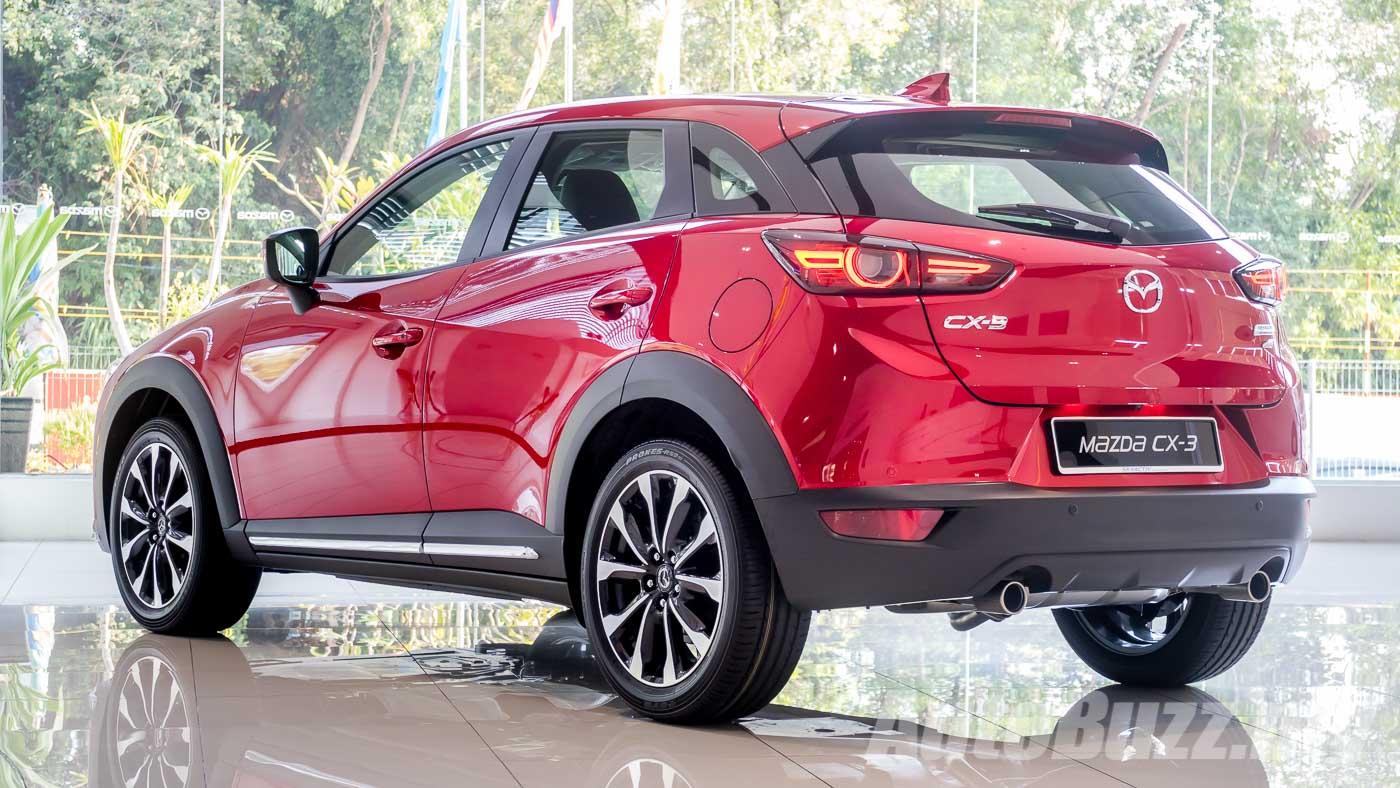 Kelebihan Harga Mazda Cx 3 Tangguh