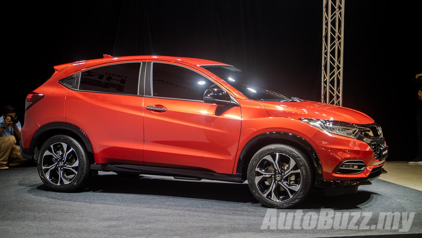 Honda Hr V Rs Facelift Preview In Malaysia on Honda Civic Fuel Line
