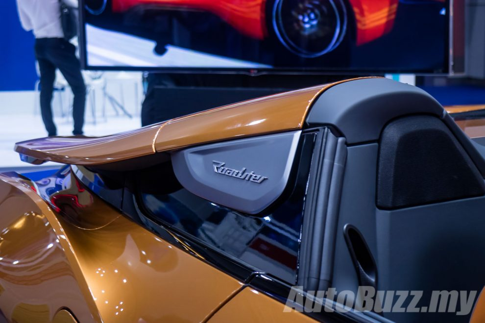 Video Bmw I8 Roadster Things You Need To Know Autobuzz My