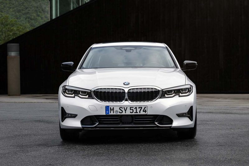 Meet The All New Bmw G20 3 Series The Most Aggresive Design Yet