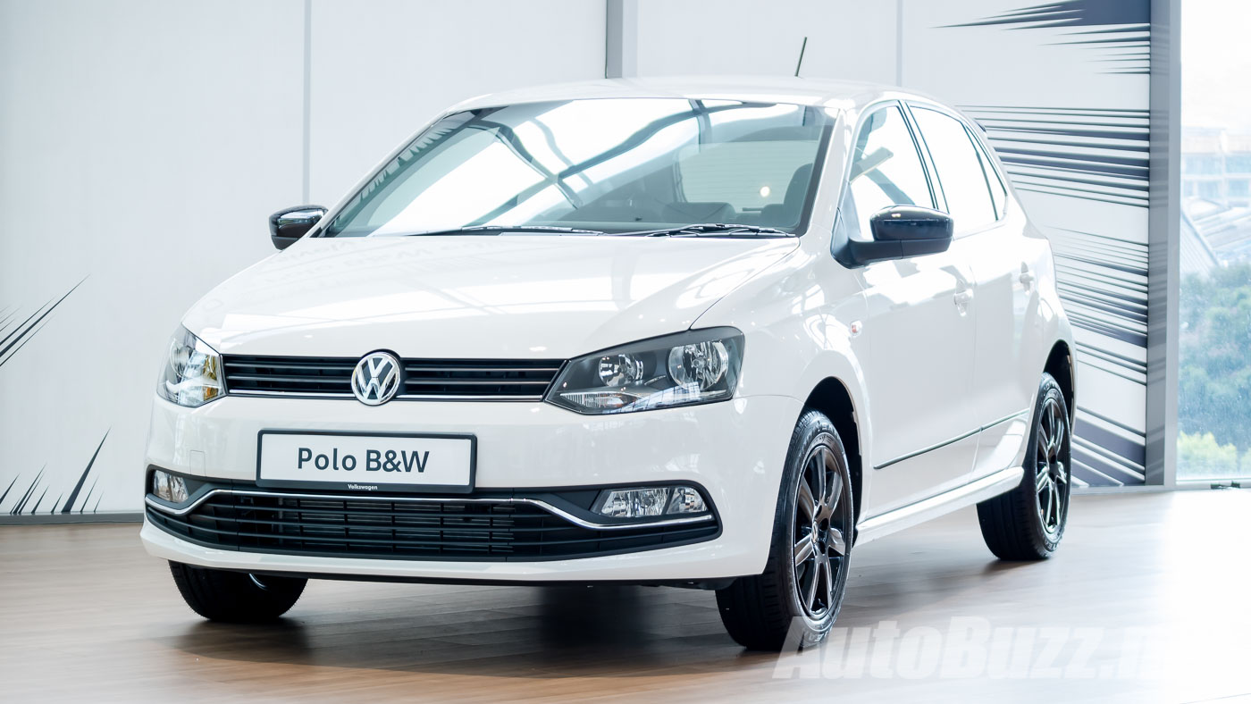 Volkswagen Polo Black & White Edition, 11 units only on