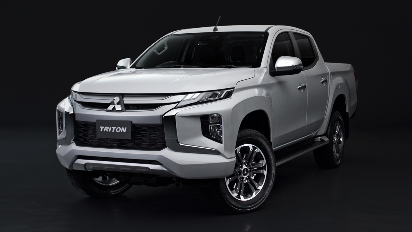 Gallery: New Mitsubishi Triton launched - expected to ...