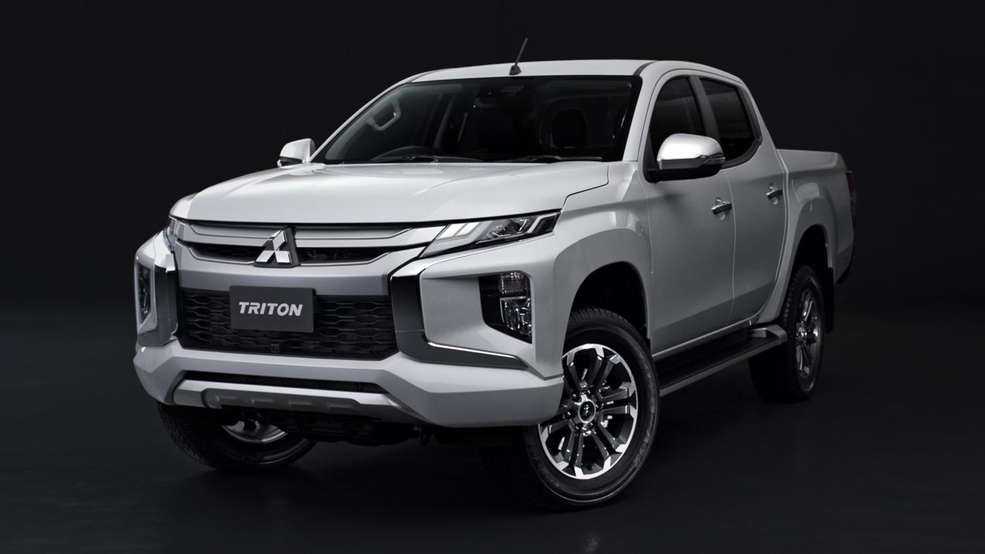 Gallery: New Mitsubishi Triton Launched