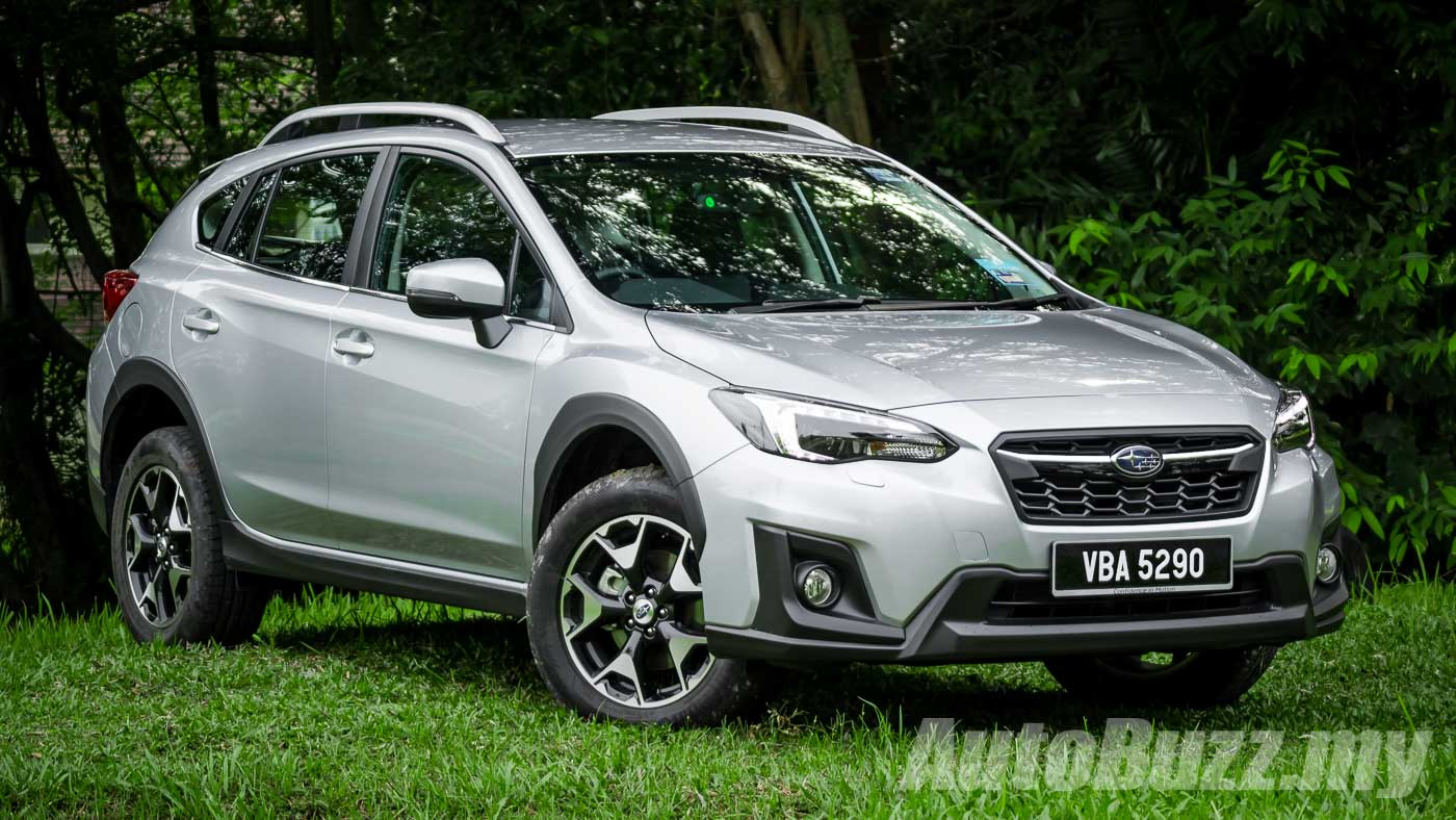 Subaru Xv To Feature Apple Carplay Android Auto Connectivity By Q1 2020 Autobuzz My