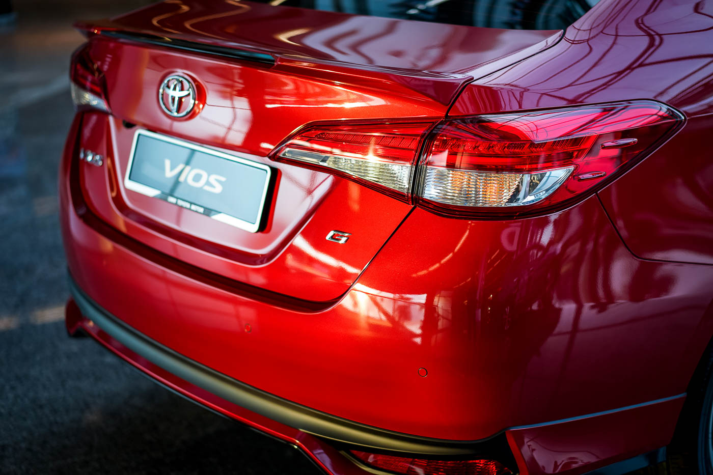 Video 2019 Toyota Vios Facelift First Look In Malaysia