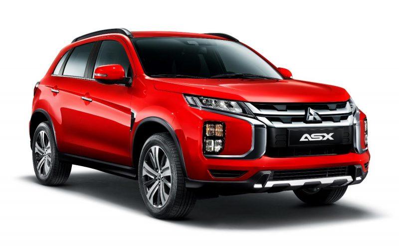 Mitsubishi ASX 2019 facelift