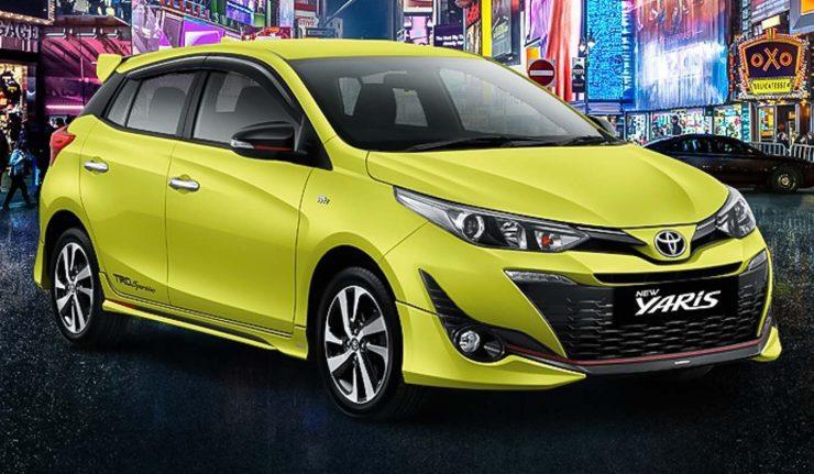 Toyota Yaris launching in Malaysia soon, would you take ...