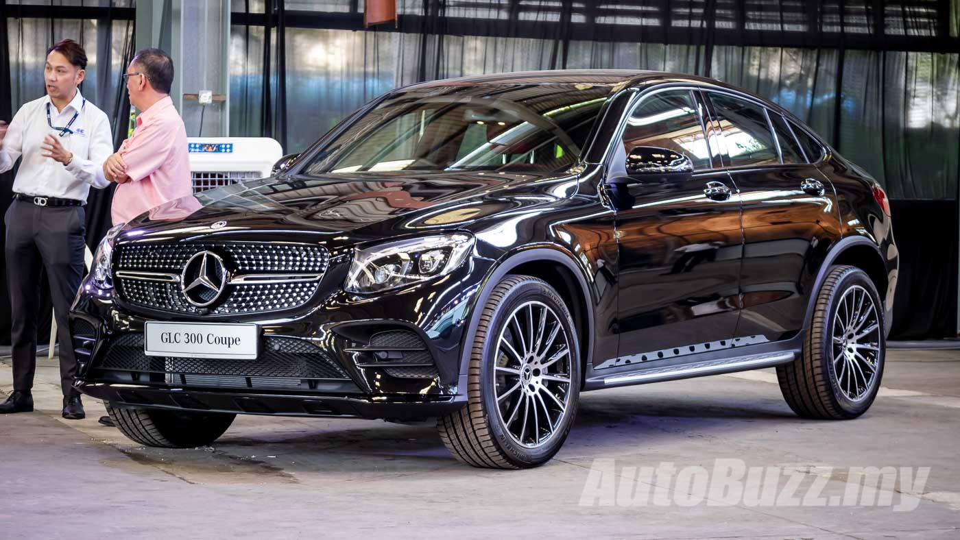 Would You Get This Pre Facelift Mercedes Benz Glc 300 Coupe