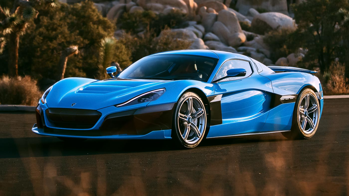 Straight Line Performance >> Rimac Concept_Two is an all-electric hypercar with 2,300 ...