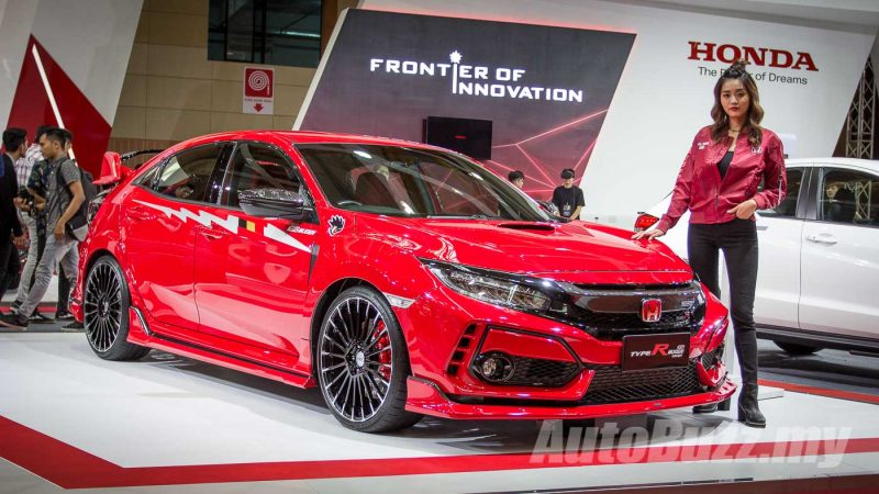 In Case The Fk8 Civic Type R Isn T Fierce Enough Here S A