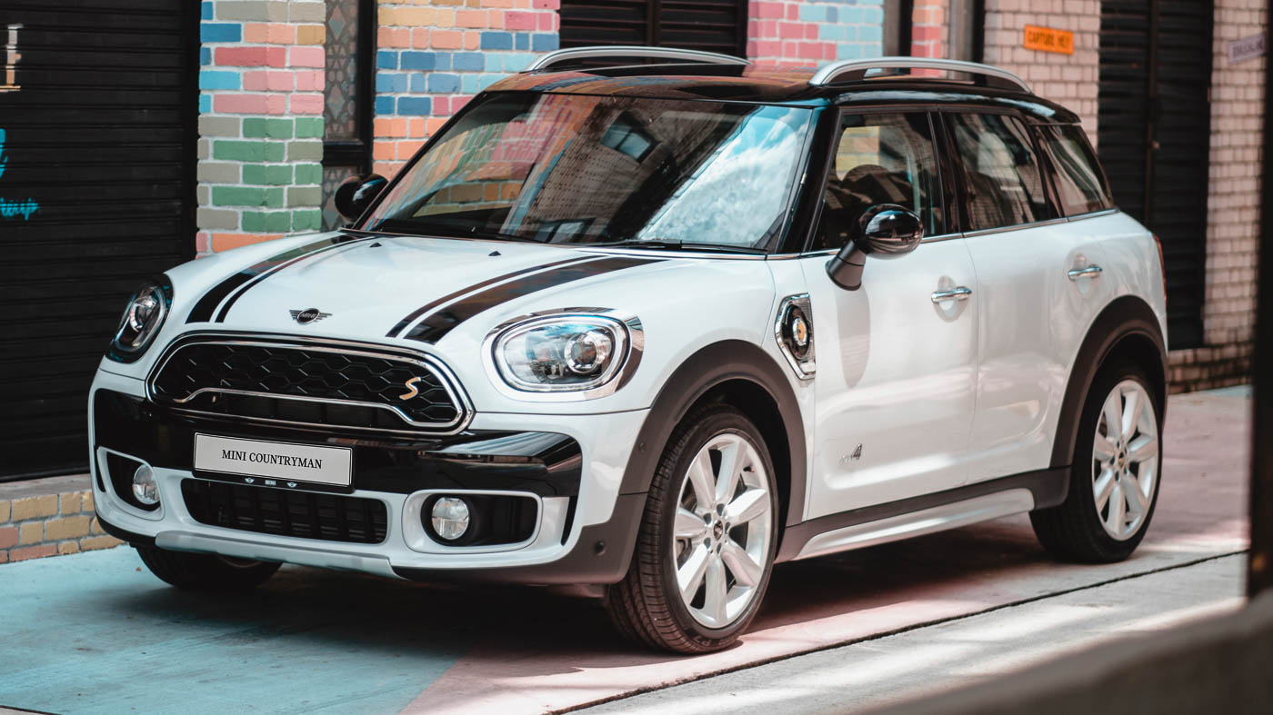 Mini Countryman Gains New Entry Level Pure Variant Rm20k Cheaper