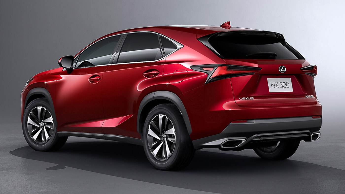 2019 Lexus NX 300 now comes with Lexus Safety System+ ...