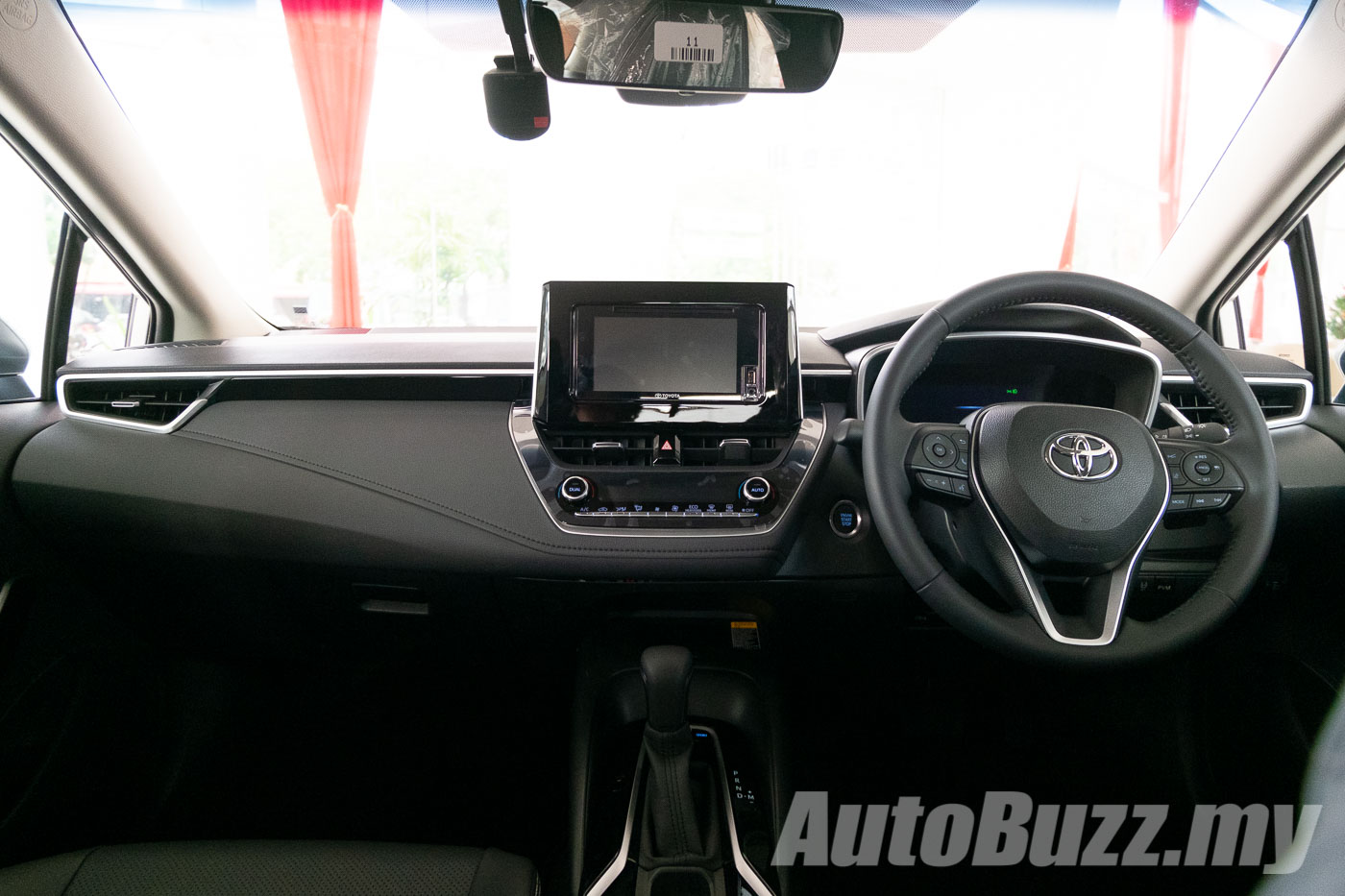 All New Toyota Corolla Launched In Malaysia 2 Variants Rm129k And Rm137k Autobuzz My