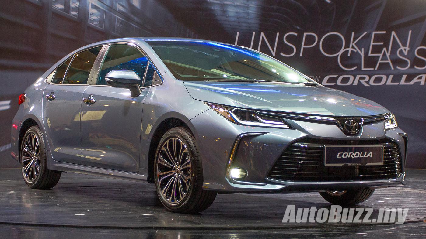 Kekurangan All New Corolla Review