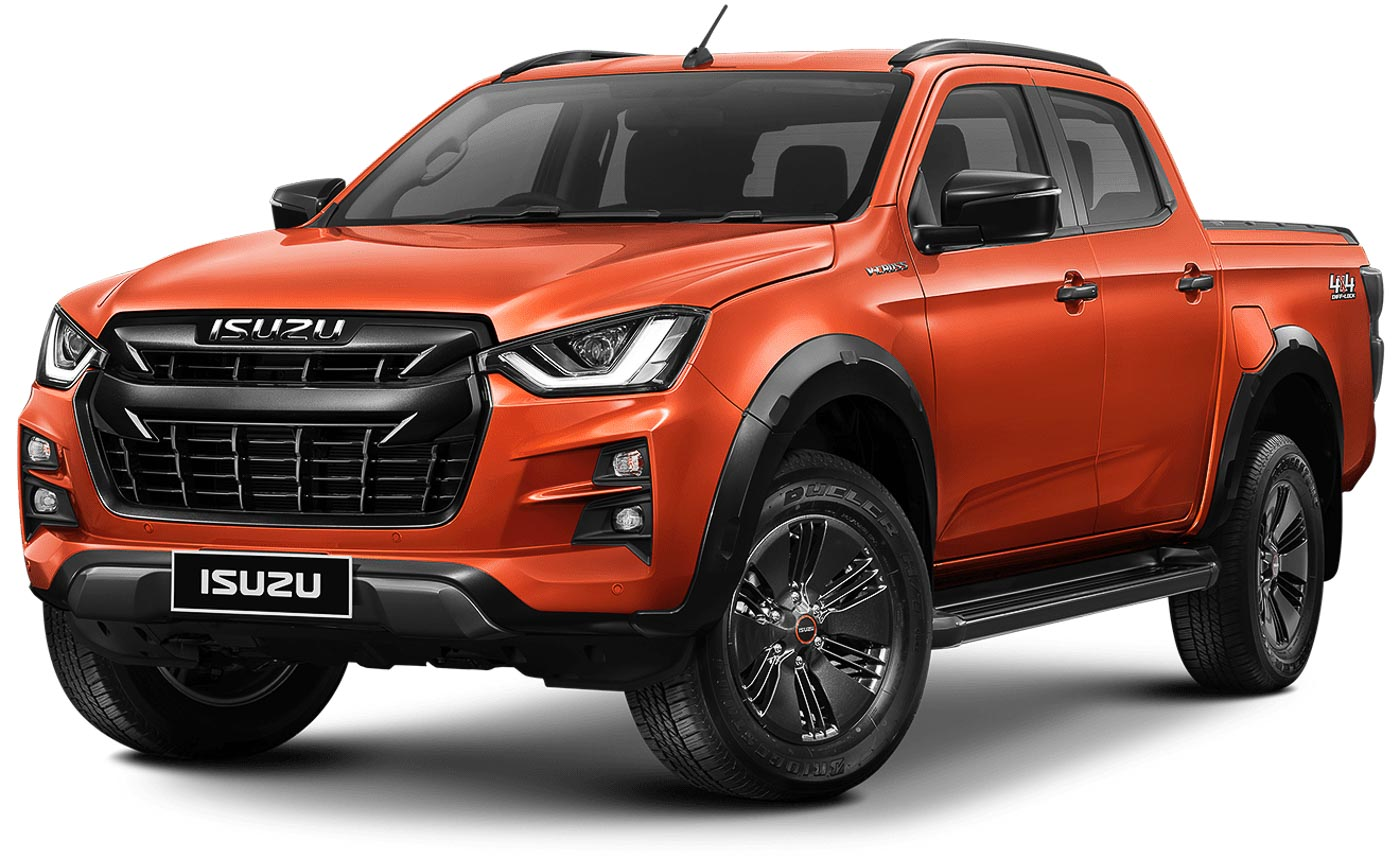 All-new Isuzu D-max Could Be Fitted With Autonomous Emergency Braking