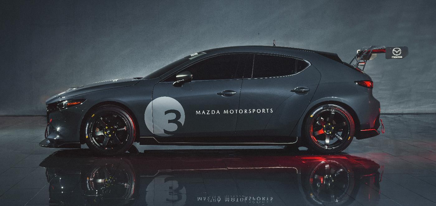 Here's how the new Mazda 3 turbo could sound like