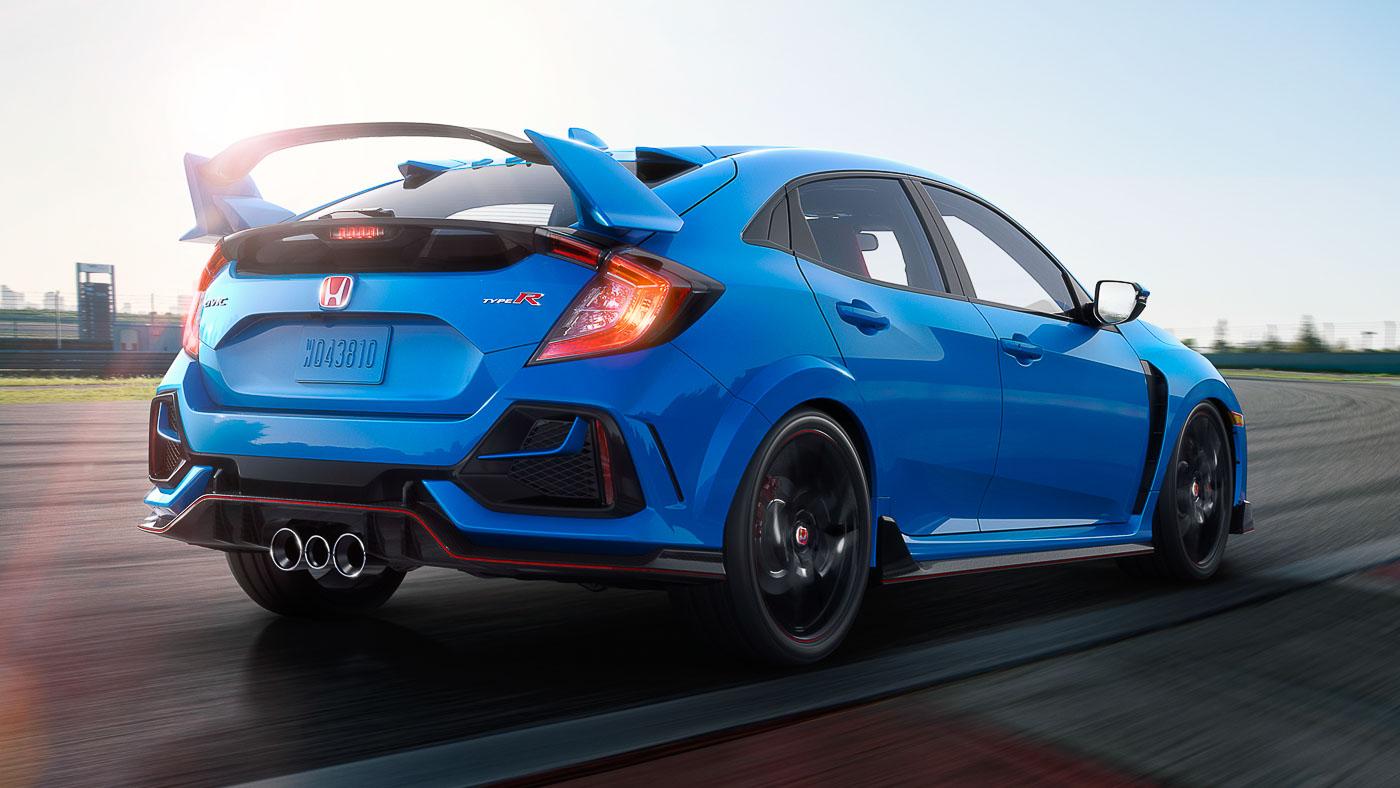 2020 Honda Civic Type R now gets Honda Sensing - AutoBuzz.my