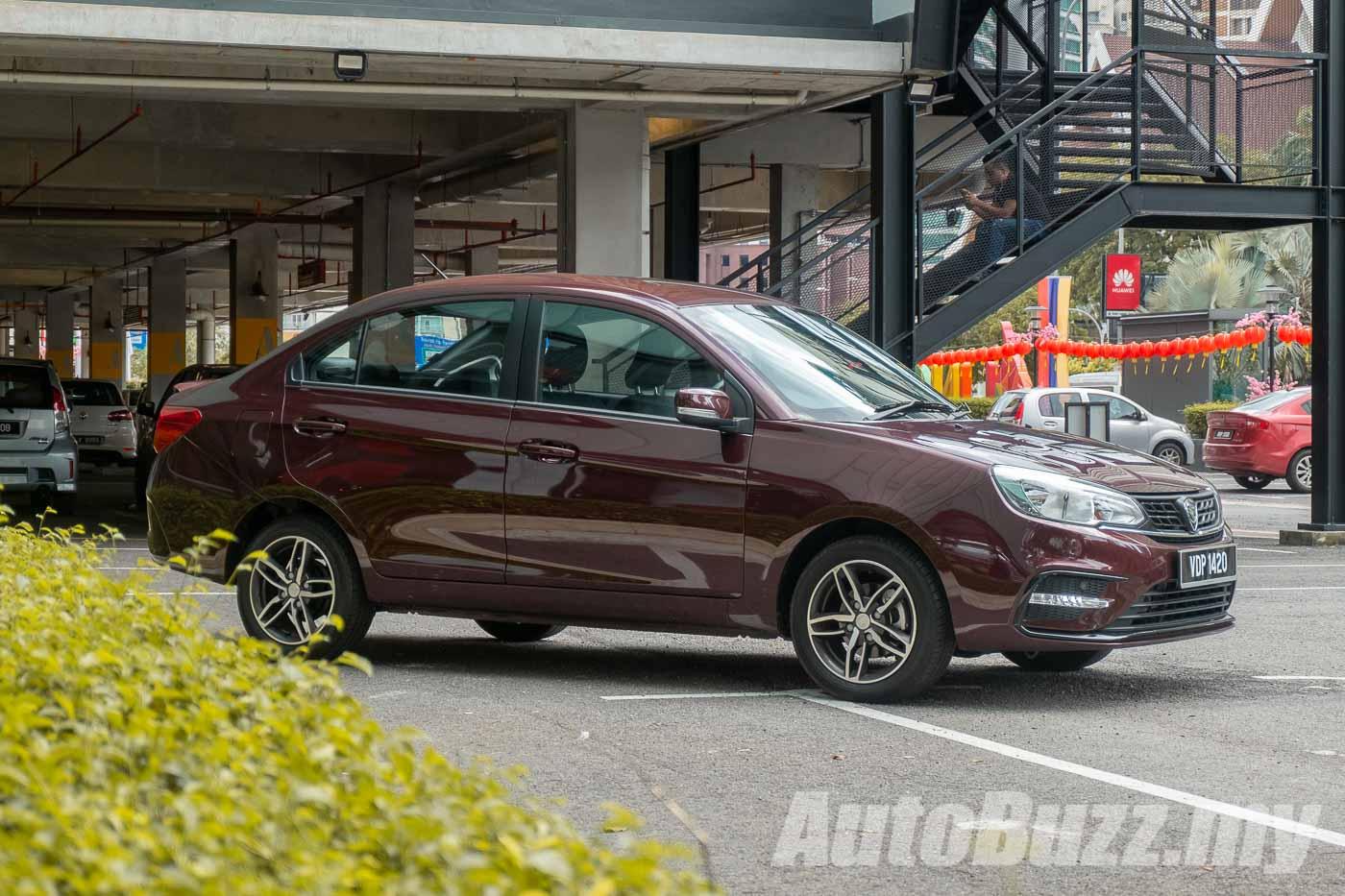Review Proton Saga 1 3 Premium Truly The People S Car Autobuzz My
