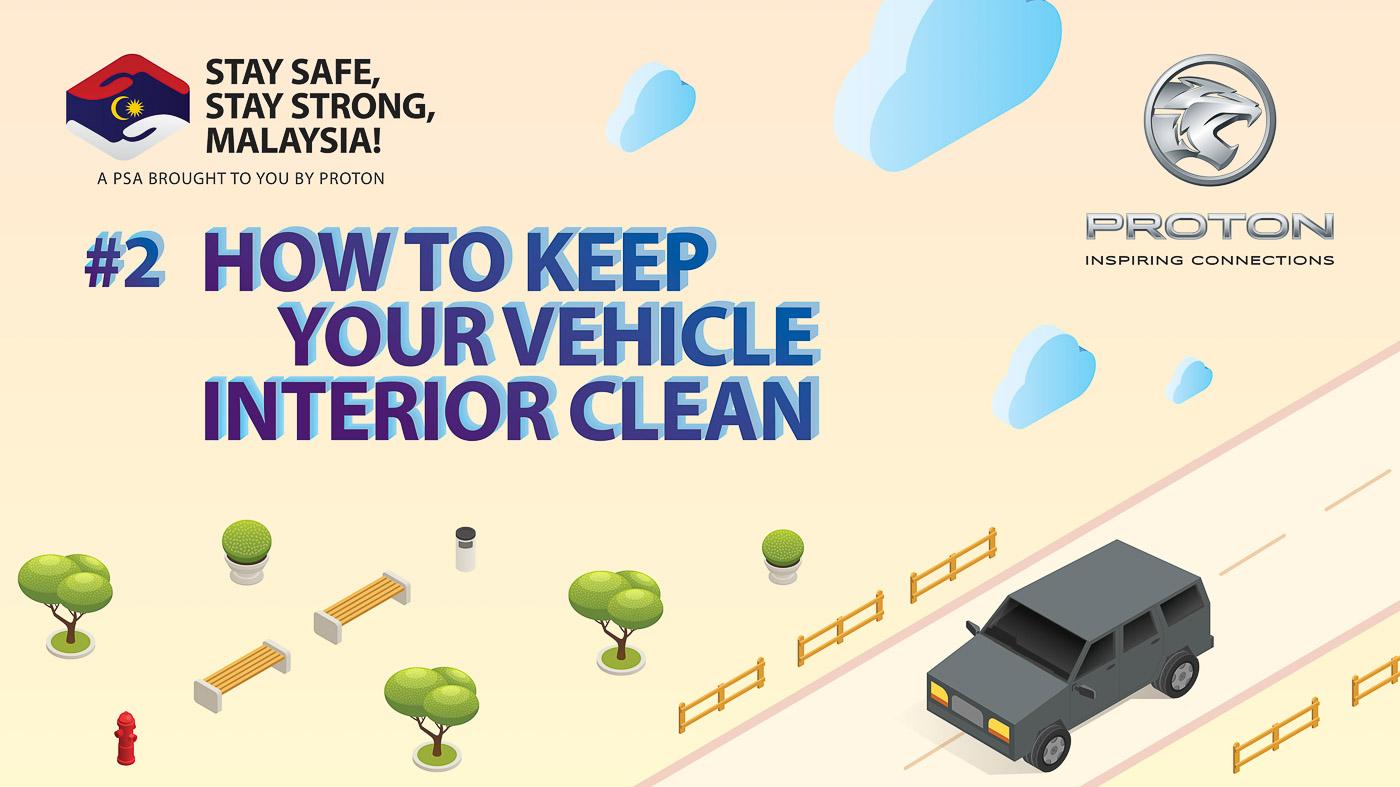 Proton's interior hygiene guide