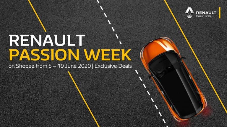Renault Passion Week
