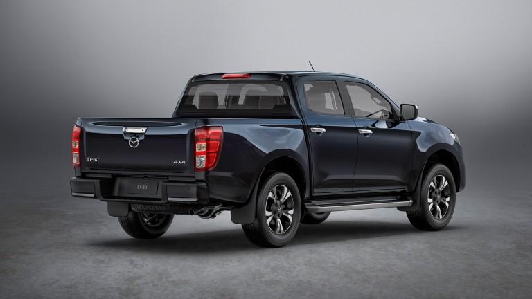 All-new Mazda BT-50 rear