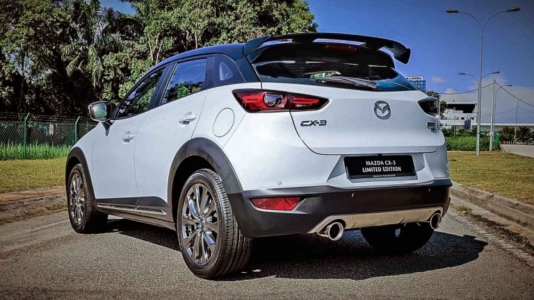 Mazda celebrates its 100th year anniversary with limited edition CX-3