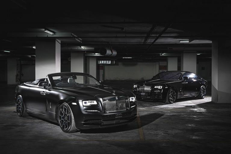Rolls-Royce Black Badge family arrives in Malaysia - Cullinan, Ghost, Dawn & Wraith