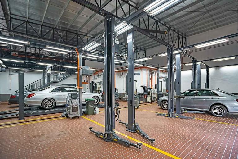 Alor Setar Autohaus - new Mercedes-Benz 3S centre opens in Kedah