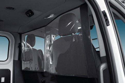 Ford creates shields for use in commercial vehicles