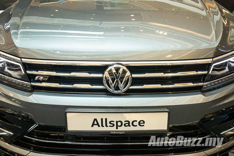 Video: Volkswagen Tiguan Allspace R-Line, 5 Things