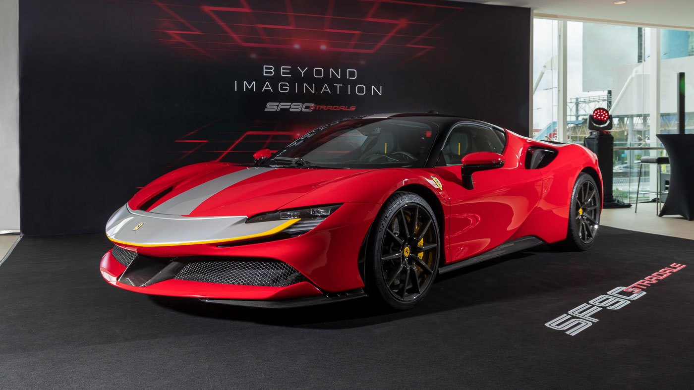 Facts Figures Ferrari Sf90 Stradale Launched In Malaysia Autobuzz My